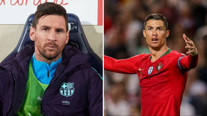 Lionel Messi And Cristiano Ronaldo Aren't In The Top 10 Free Kick Takers