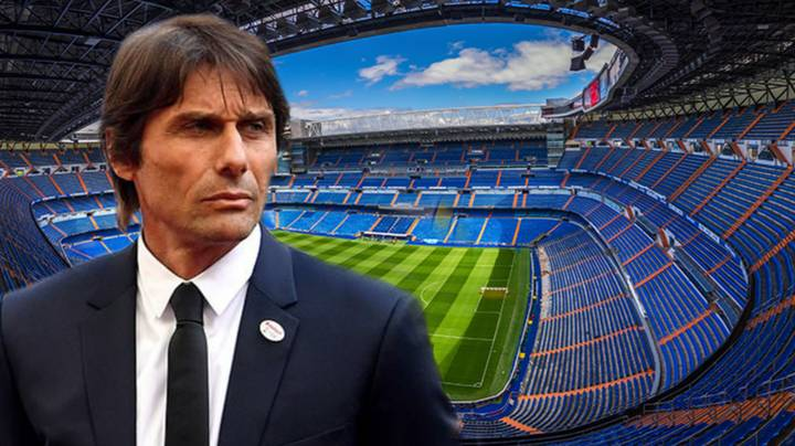 Real Madrid Contacted Antonio Conte About Manager Position In September