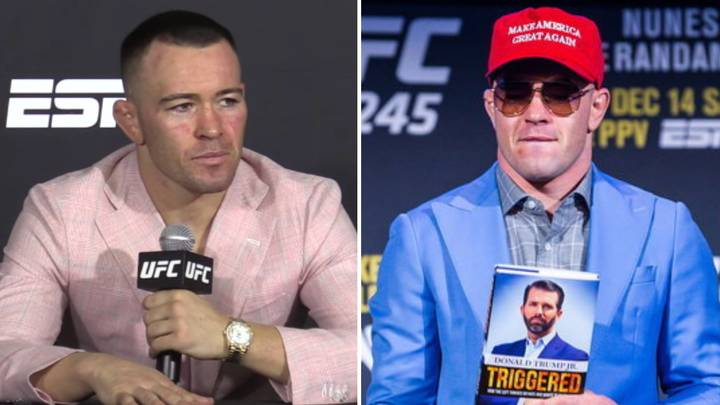 Colby Covington Calls Out Former UFC Star For MMA Mega-Fight, Says He Will 'Retire Him'