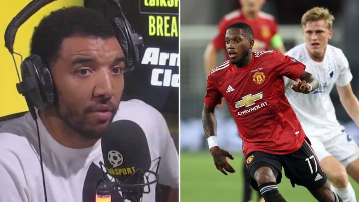 Troy Deeney Unleashes Brutal Analysis Of Manchester United Midfielder Fred