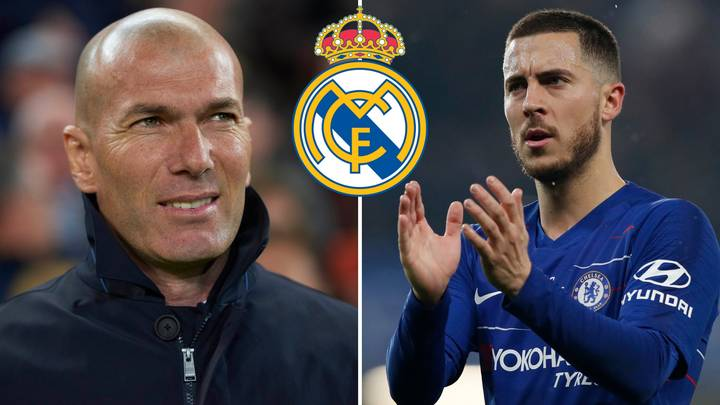 Real Madrid Are Willing To Offer Chelsea A Player As Part Of A Deal For Eden Hazard