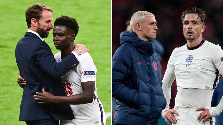 England Set To Play 3-4-3 Formation Against Germany, With Bukayo Saka In Attack