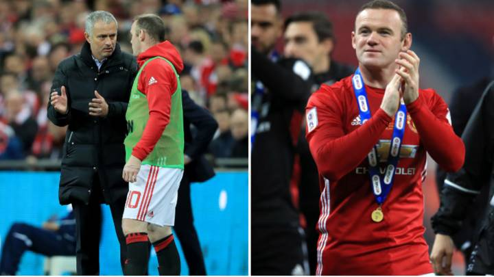 Wayne Rooney Reveals The Moment He Knew He Had To Leave Manchester United