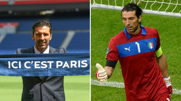 Gianluigi Buffon Reveals The Top Three Stadiums He's Played In