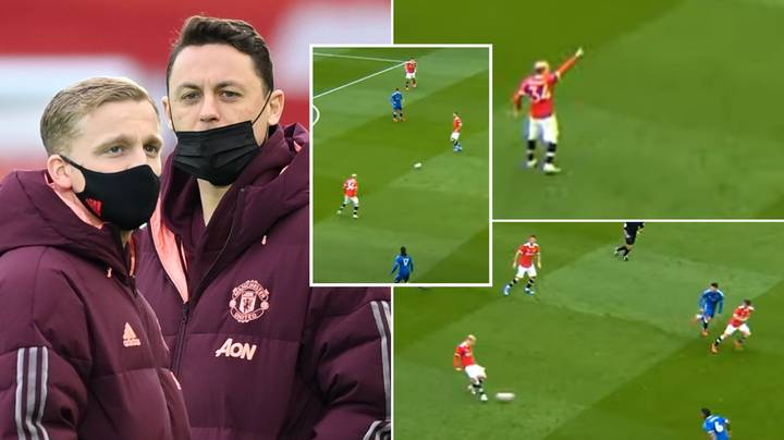 Man United Fans Want Van de Beek & Matic Pivot Over 'McFred' After Sensational Performance