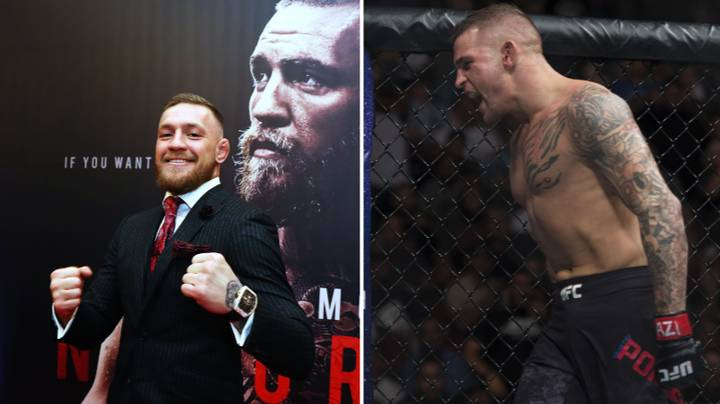 Dustin Poirier Claims He's Fighting Conor McGregor Next After Dan Hooker Call-Out