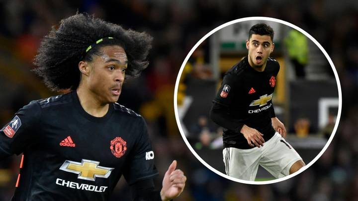 Some Of The Stats From Man United's Draw With Wolves Are Mental