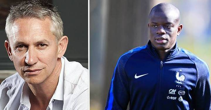 Lineker: Kante Would Walk Into Any Team In The World