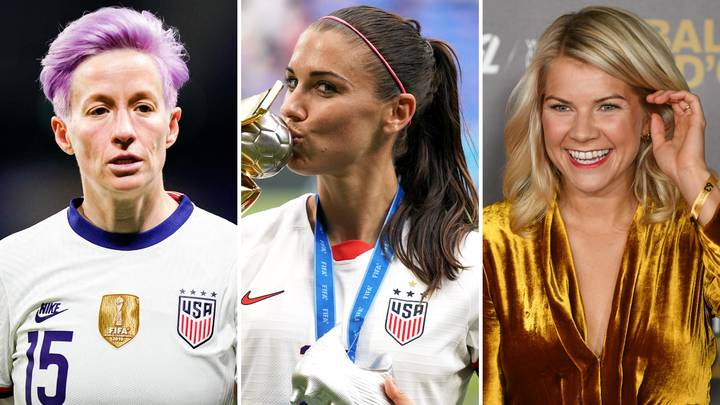 The Top 10 Highest-Paid Female Footballers In The World Have Been Revealed