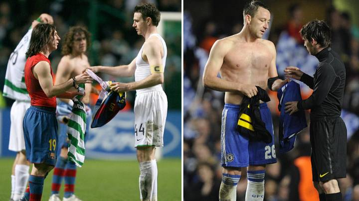 The One Player Lionel Messi Asked To Swap Shirts With