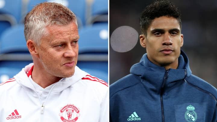 Ole Gunnar Solskjaer Preparing Huge Formation Shake-Up At Manchester United After Raphael Varane Transfer