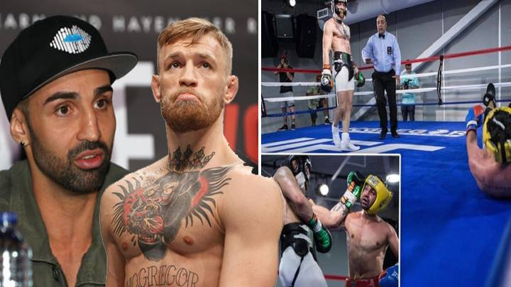 Report Claims Conor McGregor And Paulie Malignaggi In Talks For Boxing Fight