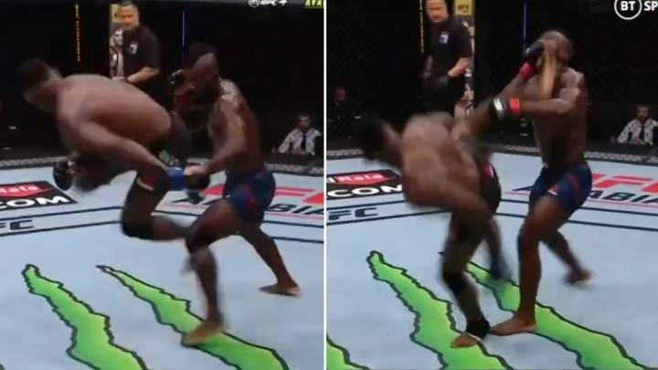 Joaquin Buckley Produces The Greatest Knockout In UFC History
