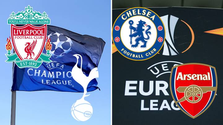 Premier League Teams To Headline Europa League And Champions League Simultaneously For First Time Ever