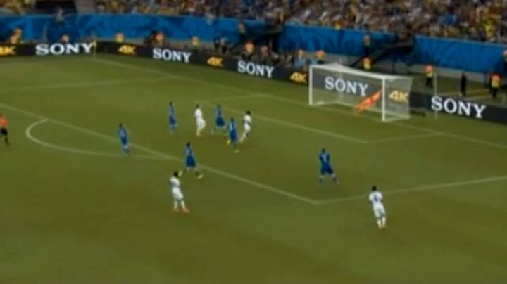 It's Been Five Years Since Raheem Sterling Definitely Scored Against Italy