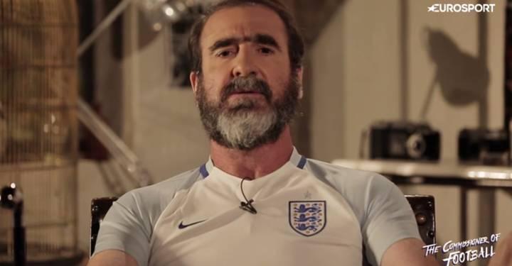 WATCH: Eric Cantona Puts Himself Forward For England Job In Typically Brilliant Fashion