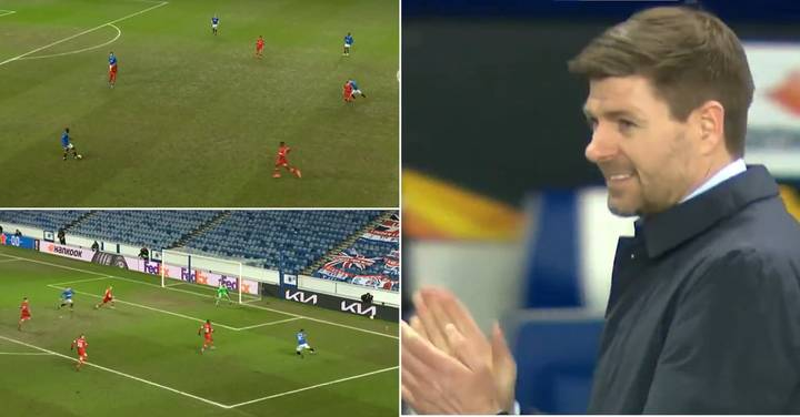 Rangers' Amazing Goal Shows Why Steven Gerrard Is Perfect Next Liverpool Boss