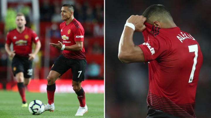Manchester United Fans Weren't Happy With Alexis Sanchez's Display Against Leicester City
