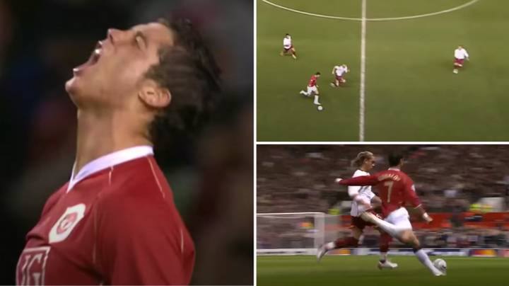 Cristiano Ronaldo Will Never Swap Shirts With A Roma Player After Incident In 2007 Game