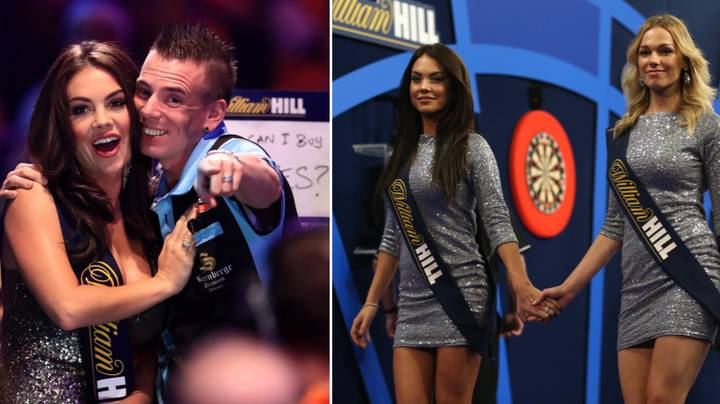 PDC Darts Will No Longer Use Walk-On Girls