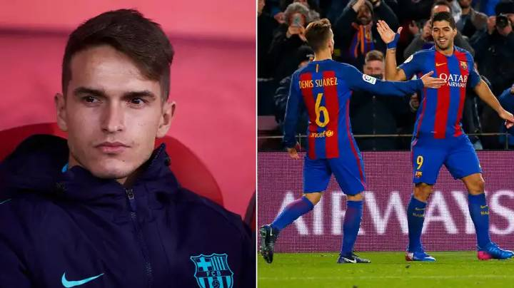 What Luis Suarez Has Told Denis Suarez Ahead Of Arsenal Transfer