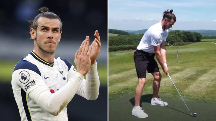 Gareth Bale Could 'Retire After Euro 2020' And Focus On Becoming A Professional Golfer