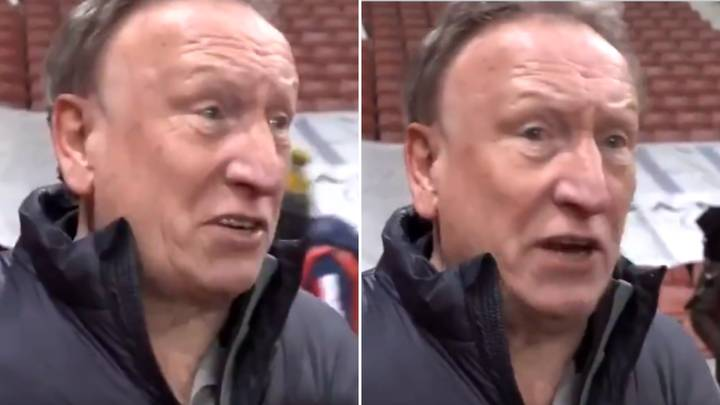 Neil Warnock Goes On Legendary Rant About Stoke City's 'Absolutely Disgraceful' Facilities