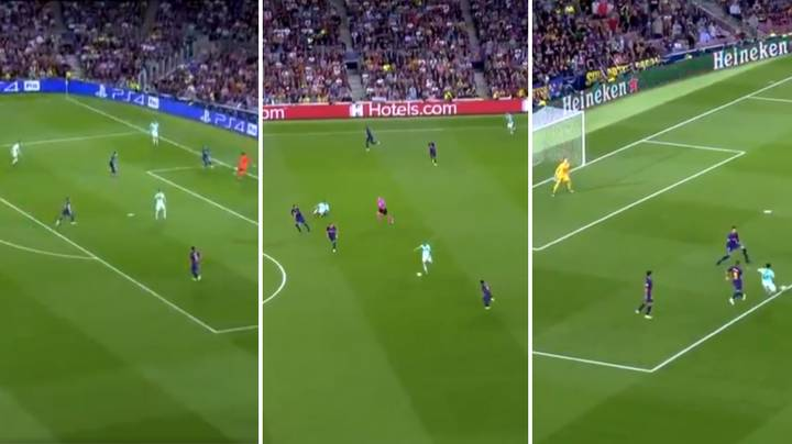 Inter Milan Almost Scored One Of The Best Team Goals Ever Last Night, It Was Football Art