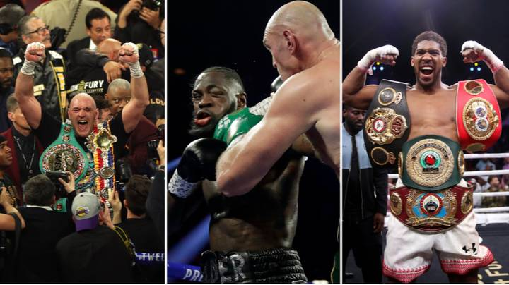 The Ring Magazine Update Heavyweight Rankings Following Tyson Fury's Victory Over Deontay Wilder