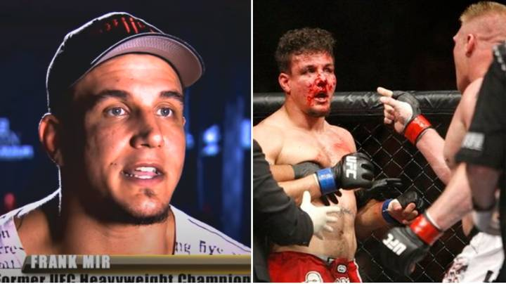 Frank Mir Had To Apologise To Brock Lesnar After He Crossed The Line With Death Comments