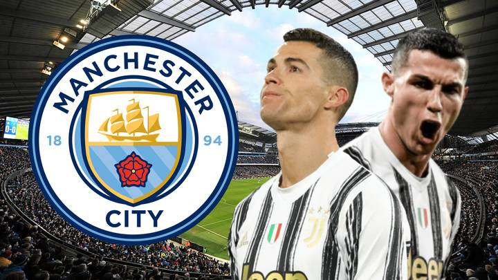 Cristiano Ronaldo Has Been Linked With A Sensational Move To Manchester City