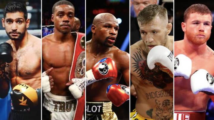Nine Dream Opponents For Floyd Mayweather In 2020