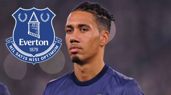 Everton's Stunning Move For Chris Smalling Rejected By Manchester United