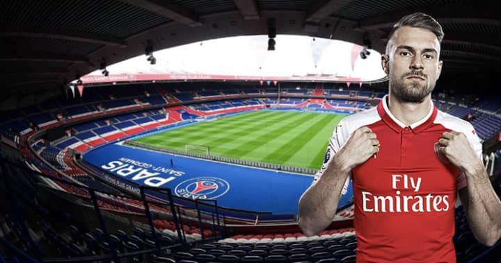 Paris Saint-Germain Enter Race To Sign Aaron Ramsey, Have Made Contact With Arsenal Star