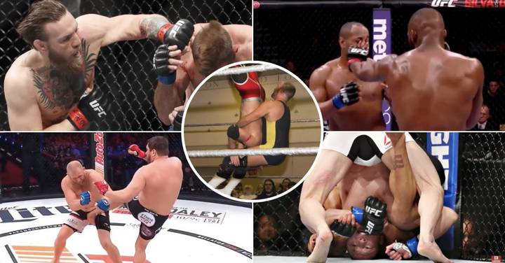 The Top 10 Most Dangerous Moves Banned By The UFC