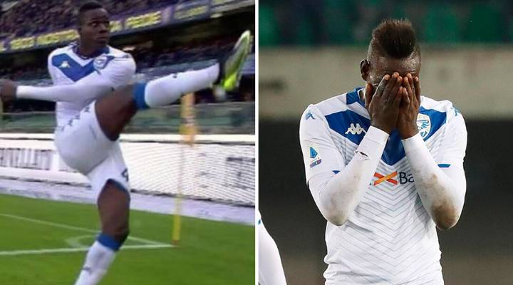 Verona Councillors Want Mario Balotelli To Face Legal Action For Racism Claims