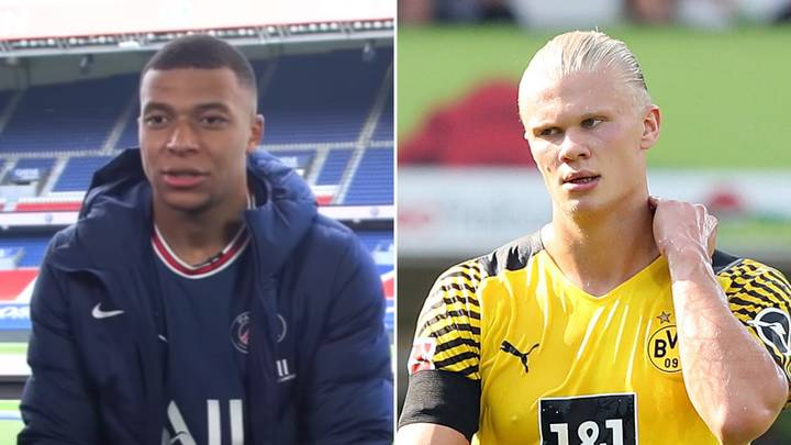 Kylian Mbappe Suggests Erling Haaland Isn't On His Level In Extraordinary Tell-All Interview