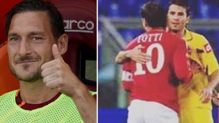 Adrian Mutu Reveals Incredible Story About Francesco Totti