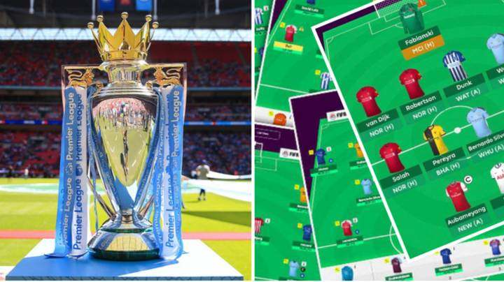 The Perfect Fantasy Football Team For The 2019/20 Season Has Been 'Calculated' - Who've You Got?!