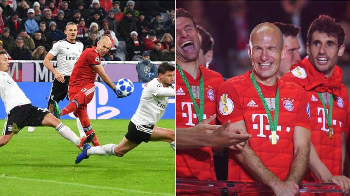 Arjen Robben's First Task In His New Coaching Role Will Be To Ensure His Career Trademark Lives On