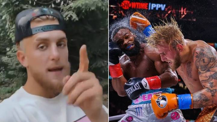 Jake Paul Comes Out Of Retirement Just ONE DAY After Walking Away From Boxing