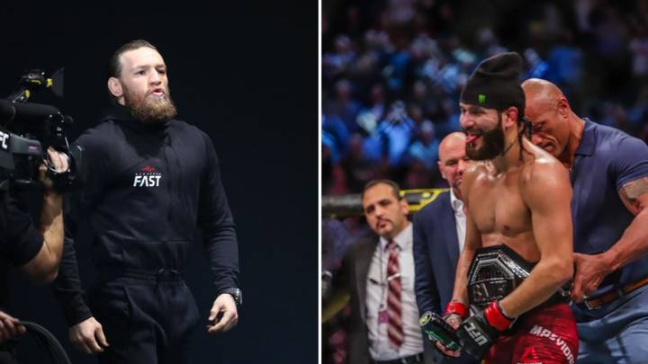 Conor McGregor Could Face Jorge Masvidal For BMF Title On Fight Island