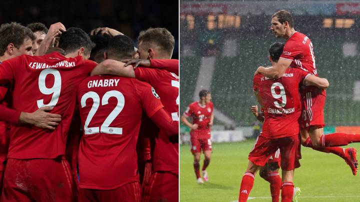Bayern Munich Win Eighth Bundesliga Title In-A-Row After Beating Werder Bremen