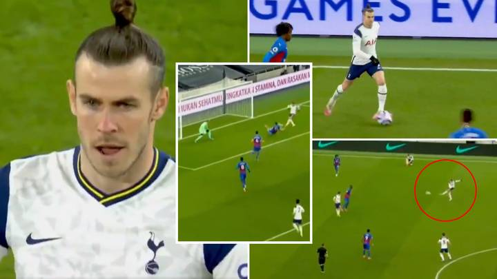 Gareth Bale's Incredible Highlights Vs Crystal Palace Remind You Just How Good He Is