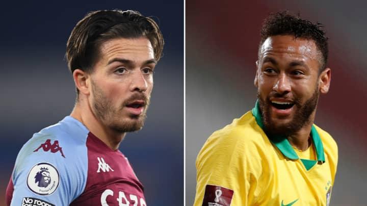Aston Villa Fans 'Wouldn't Swap Jack Grealish For Neymar'