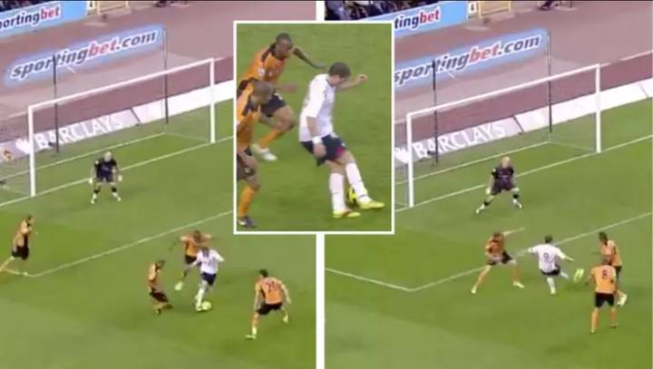 Ten Years Ago Today, Johan Elmander Scored The Most Underrated Goal In Premier League History