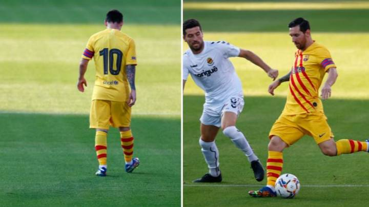 Lionel Messi Called Defender An 'A**hole' For Kicking Him During Friendly