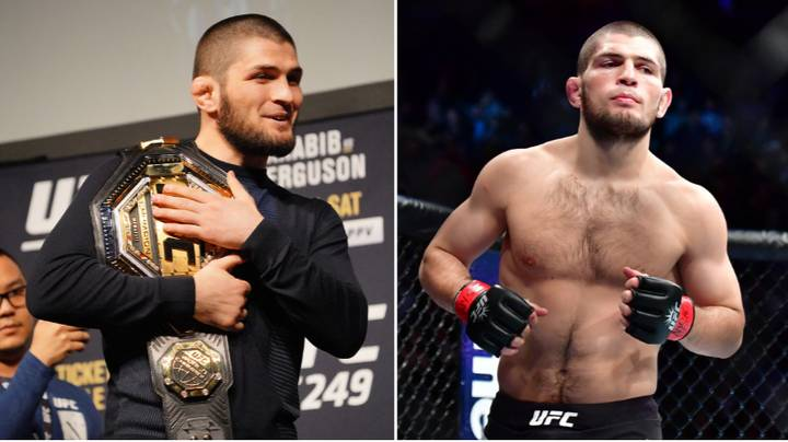 The One And Only Fighter Khabib Would Come Out Of Retirement For To Return To The UFC