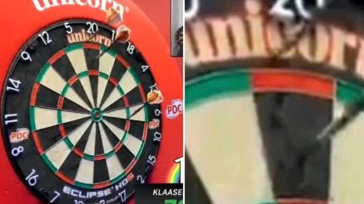 Jelle Klaasen Accused Of Cheating During PDC Home Tour Match