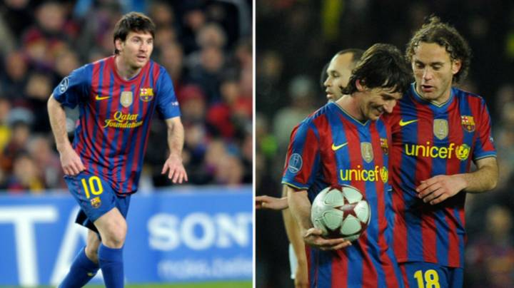 Lionel Messi's Breathtaking 2012 Will Never Be Replaced